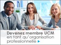 Devenez membre UCM en tant qu'organisation professionnelle